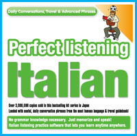 Perfect listening  Italian 【Download】